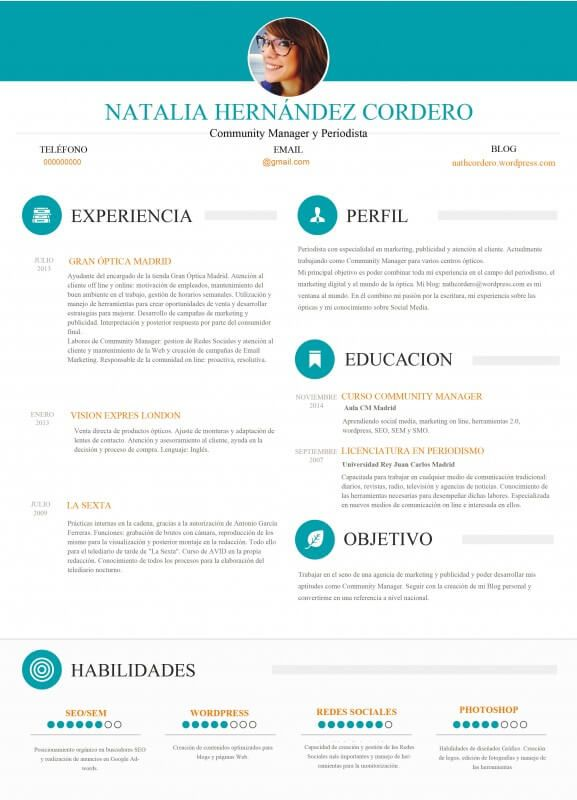 Cómo hacer y escribir El Mejor Curriculum Vitae 20 consejos