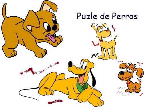 Puzles de Perro