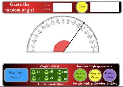 Matemática 6º básico – Medición de ángulos