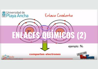 Enlaces Químicos(2)