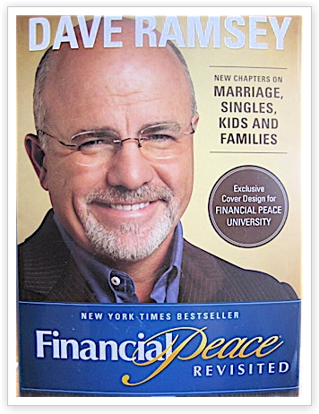 Thank you, Dave Ramsey