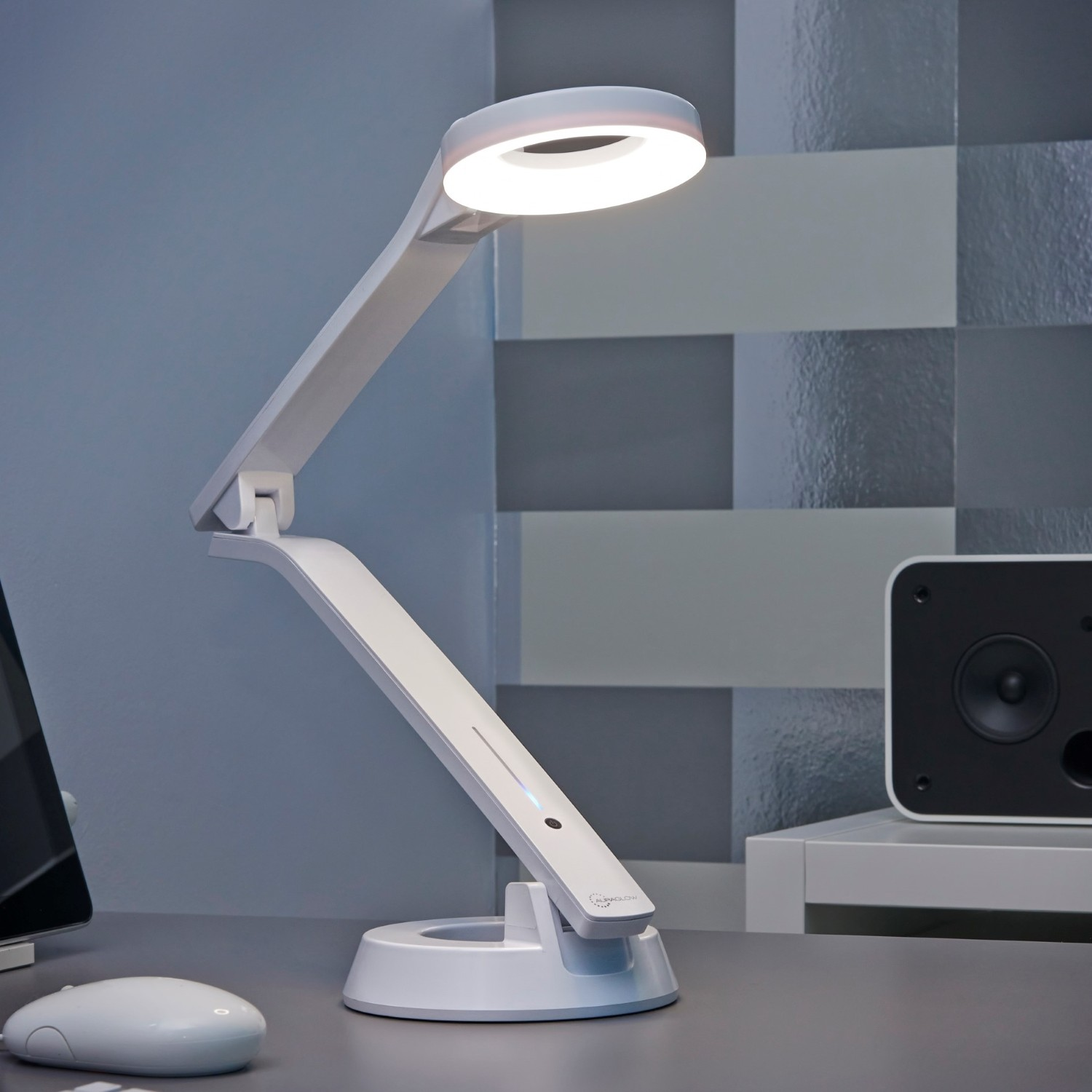 Desk Light Led Halo Desk Lamp For Office And Home Get The Light