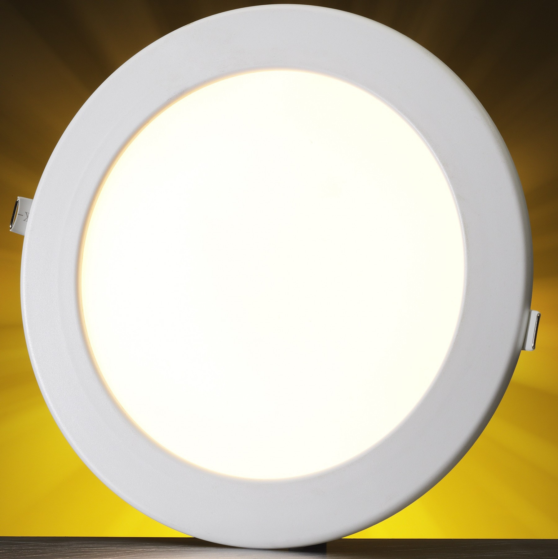 Led G 9 Auraglow Slimline Led Ceiling Downlight - 4000k / 6500k