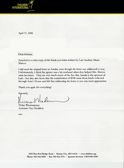 Thank You Letter Mom  Sample Reference Letter For Resigned Employee