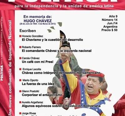 ALGUNOS EQUÍVOCOS SOBRE LA REVOLUCIÓN BOLIVARIANA