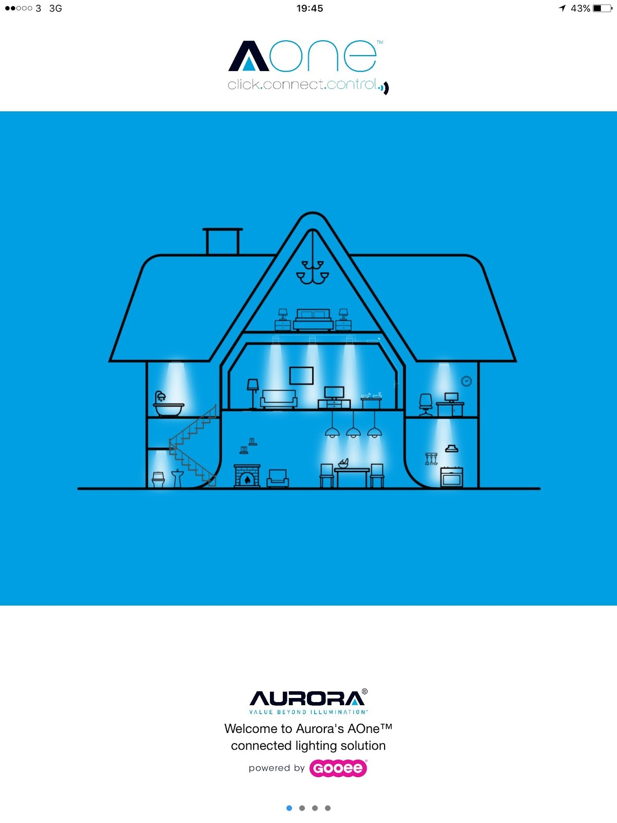 Smart Lights Australia Aurora Australia Beams Smart Lighting Into Homes With Launch Of