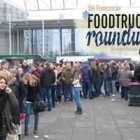5. Food Truck RoundUp, 17.01.2015 in Nürnberg