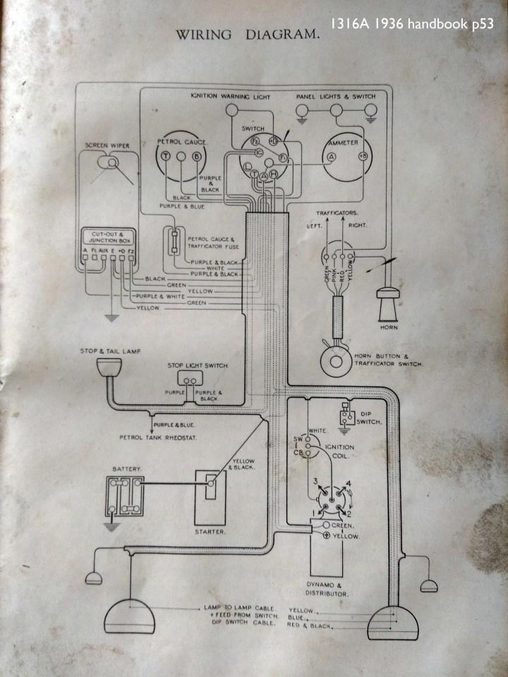 wiring diagram junction box light