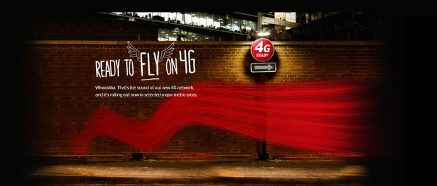 Vodafone 4G — Preview