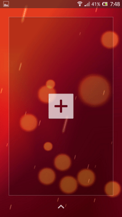 Adding Lock Screen Widgets