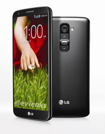 LG G2 - Hero