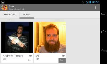 Plunder Bros - Google Play Games - Sink Leader Board