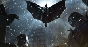 Batman  Arkham Origins  1