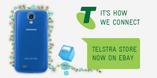 Telstra eBay