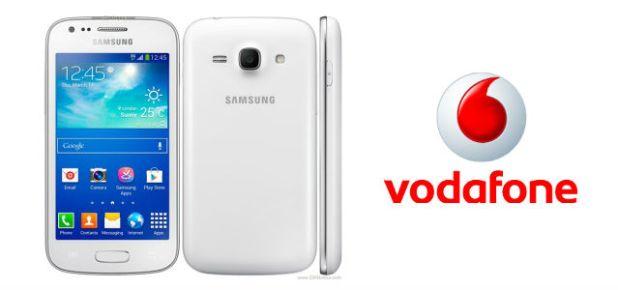 Vodafone - Galaxy Ace 3