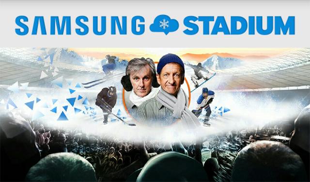 Sochi 2014 - Samsung Stadium