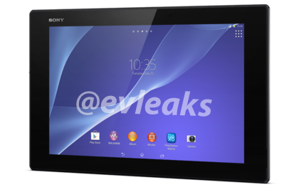 Xperia Tablet  Z2