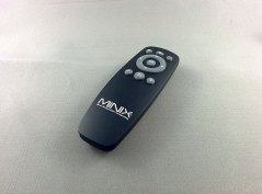 The remote control, amazingly, made it through the review without being thrown at the wall. It's because I abandoned it.