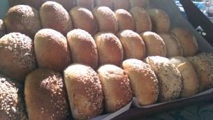 Fresh bread @ the markets