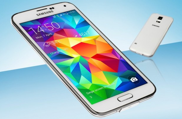 Samsung Galaxy S 5 — Review