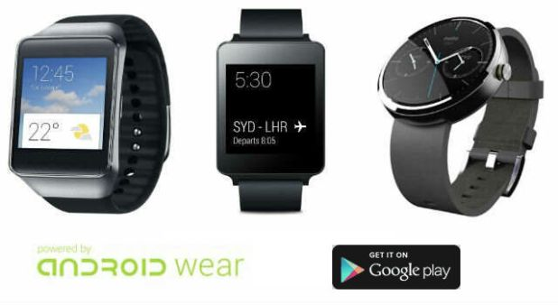 Android-Wear-Devices Google Play