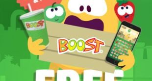 Boost Juice - Free the fruit Game