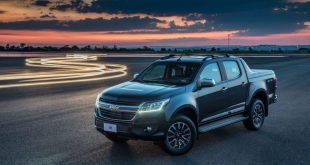 Holden shows off the new 2017 'Chevrolet' Colorado with Android Auto
