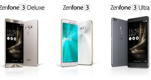 Asus Zenfone 3 launches in 3 sizes with Deluxe and Ultra models along for the ride