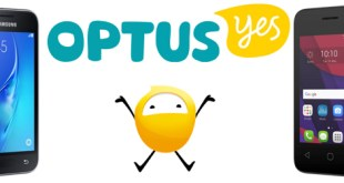 Optus adds 4 new Android handsets to its Pre-Paid line up of devices