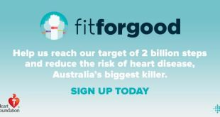 Fitbit Australia announces FitForGood Campaign to Donate $100K to The Heart Foundation