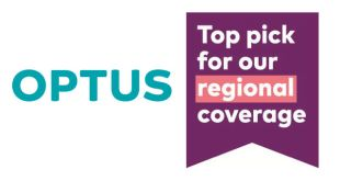 Optus - Regional badge