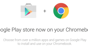 Google Play now heading to stable channel on Chrome OS