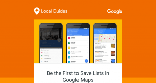 Google Maps is about to start letting you save lists of your favourite places