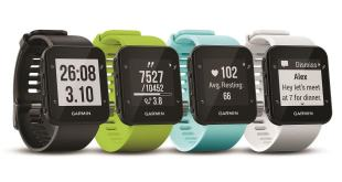 Garmin introduce the Forerunner 35 an easy-to-use GPS running watch with heart rate monitor