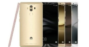 Huawei Mate 9 leaks out, with 14 different options