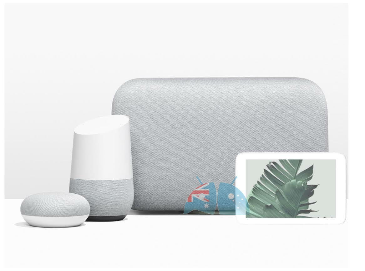 Google Home Aus Google Home Hub Bilder Zeigen Smart Display Computer Bild