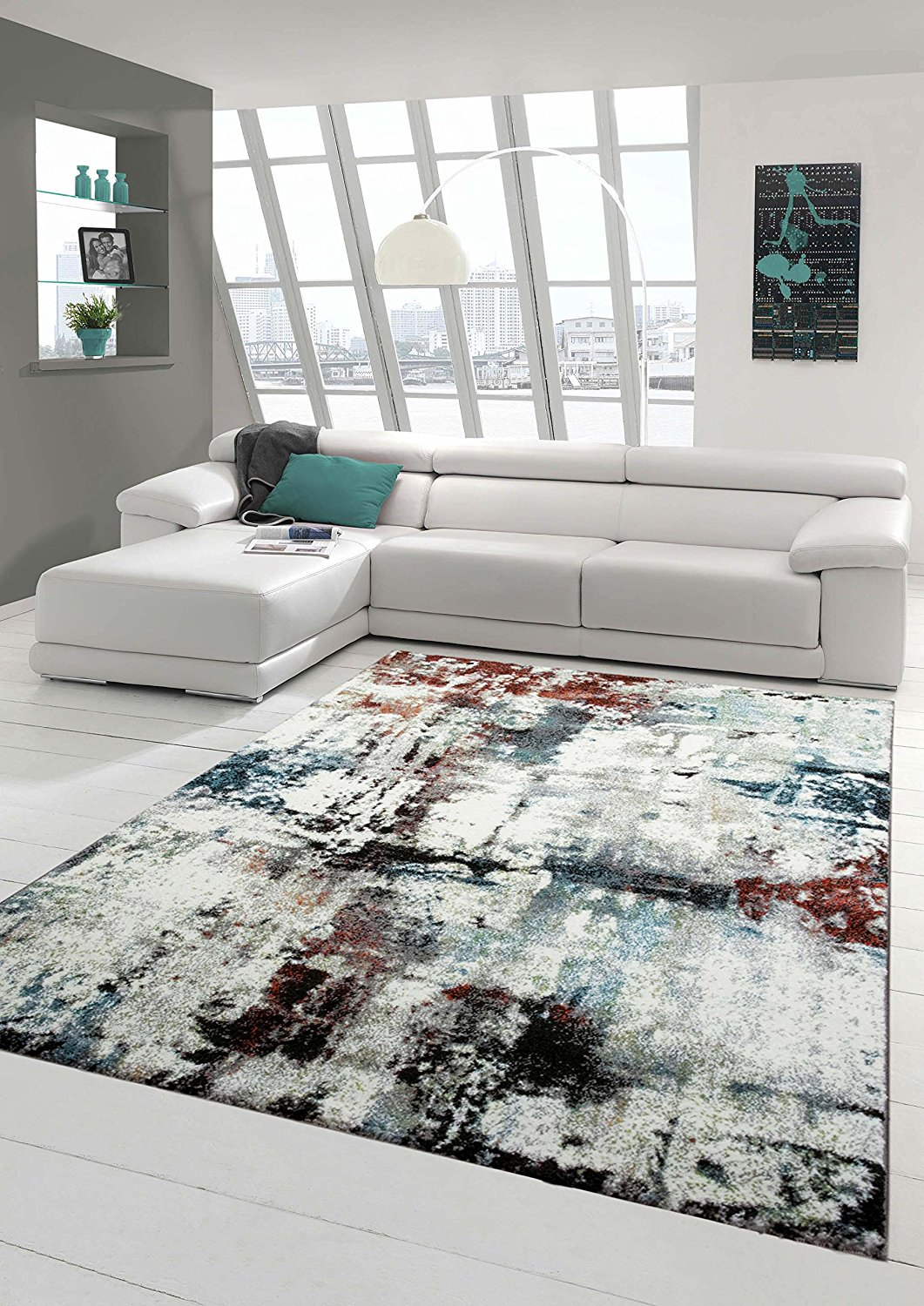 Tapis Salon Design Pas Cher Tapis Pas Cher Design Et Contemporain Grand Tapis Salon