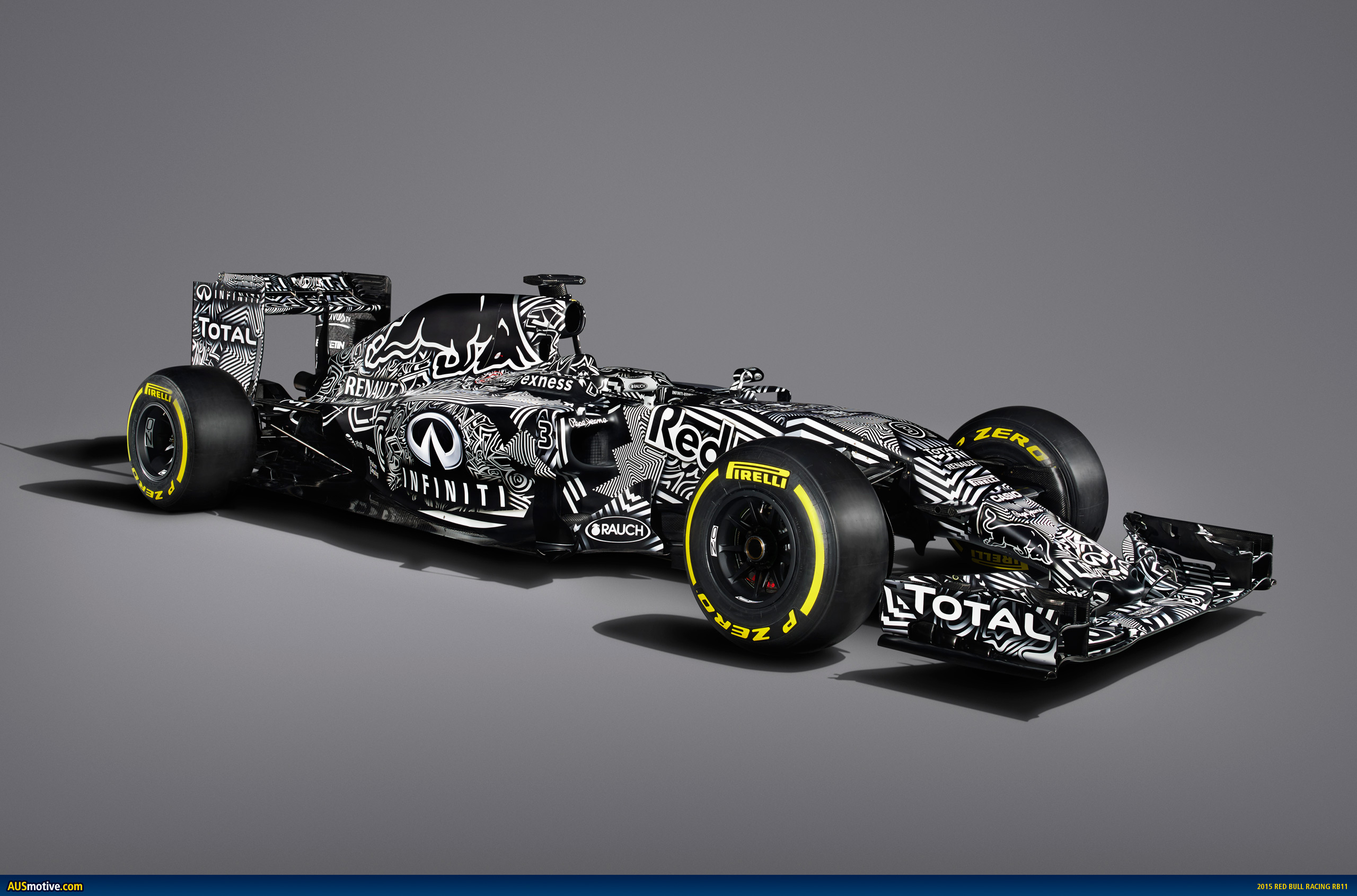 Red Bull Rb11 Ausmotive 2015 Red Bull Rb11 Almost Revealed