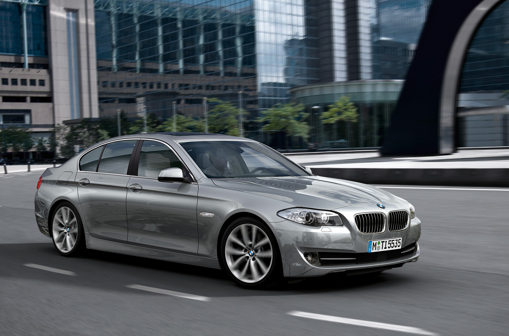 Bmw 5 Serie Ausmotive 2010 Bmw 5 Series Photo Gallery