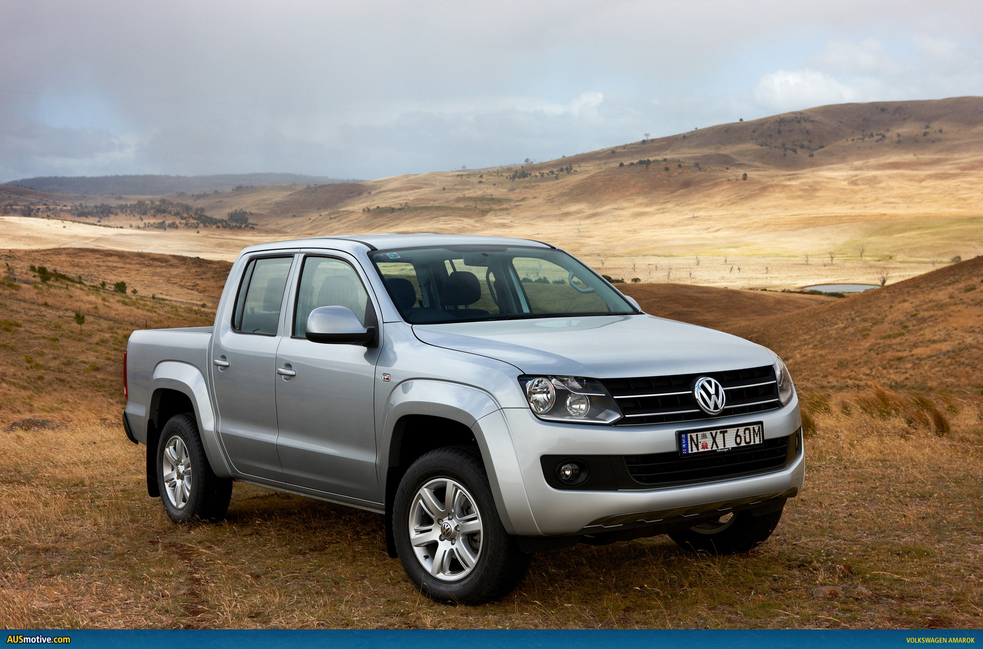 Vw Amarok Dimensions Ausmotive Volkswagen Amarok Australian Pricing And Specs