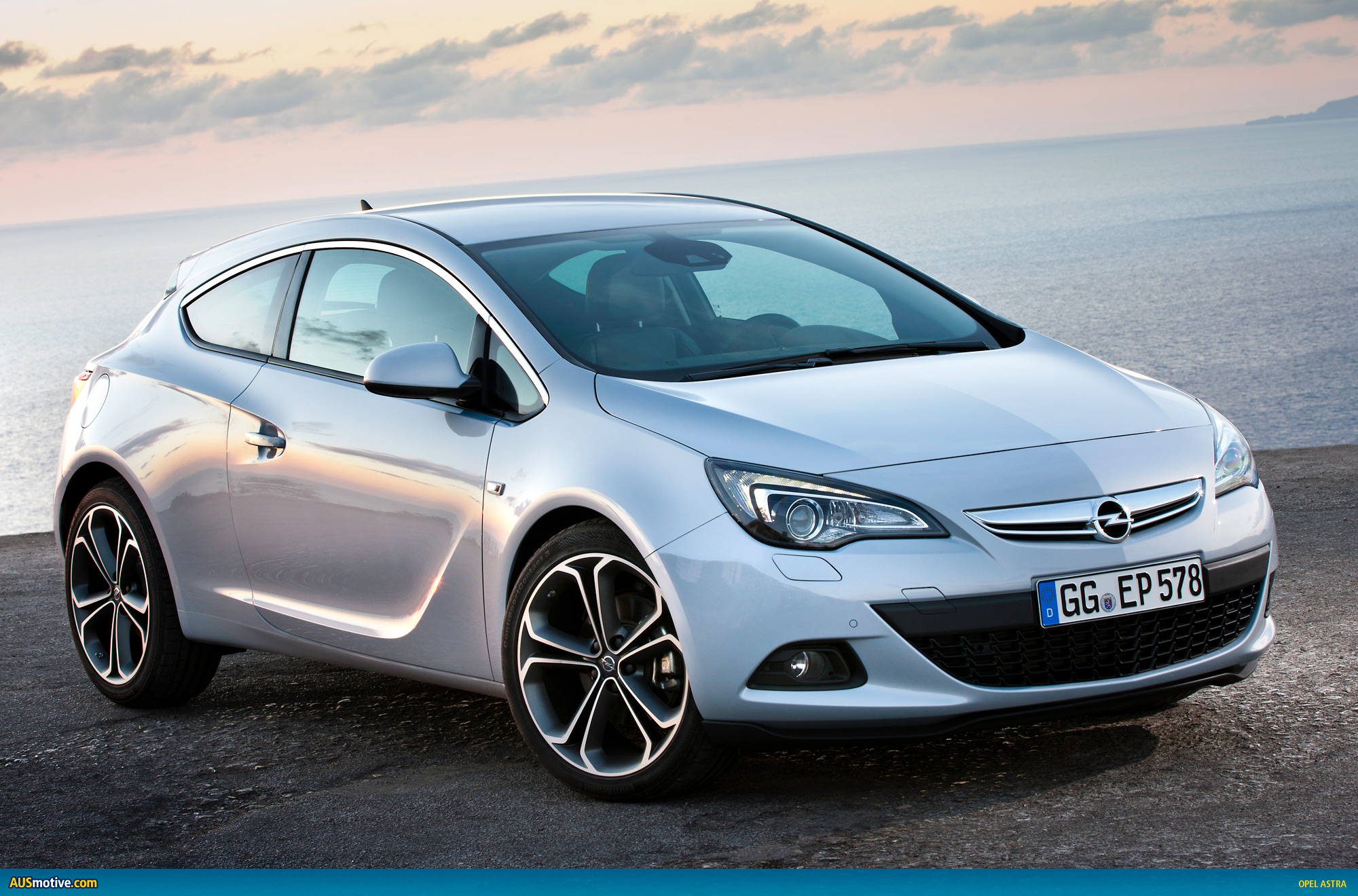 Opel Astra Ausmotive Opel Australia Secures Latest Astra For