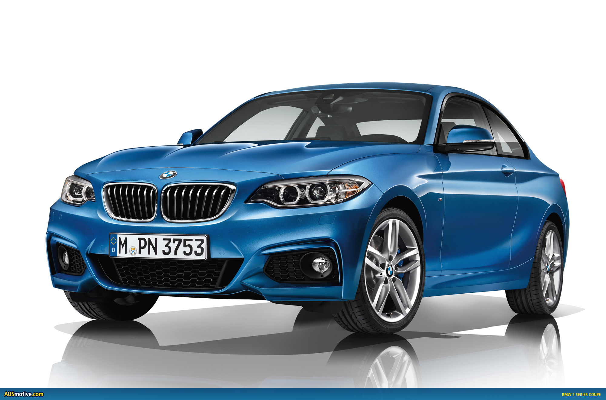 Bmw 2 Series Length Ausmotive Bmw Australia To Price M235i From 79 900