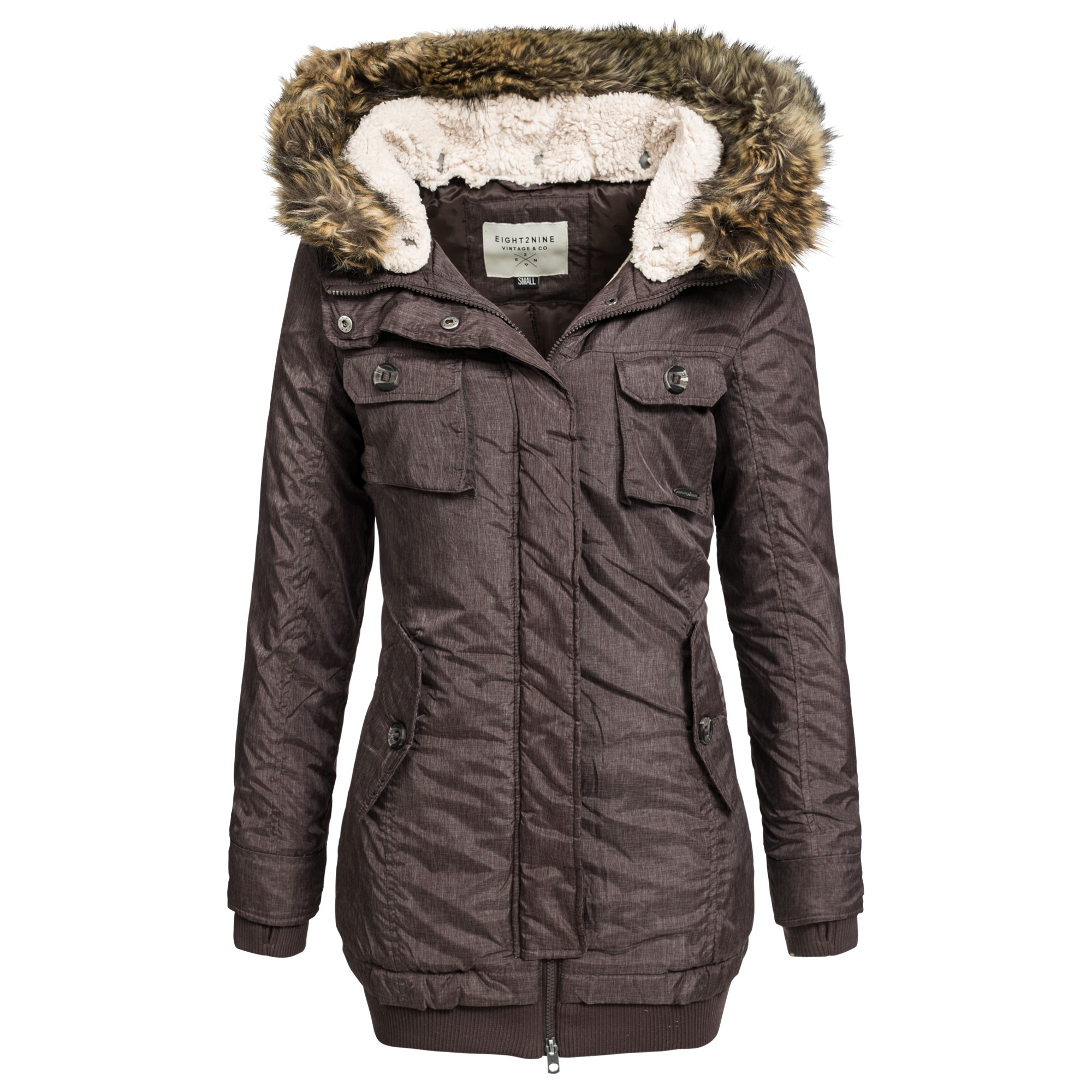 Braun Hamburg Sale Winterjacke Damen Xl – Modische Jacken 2018-2019