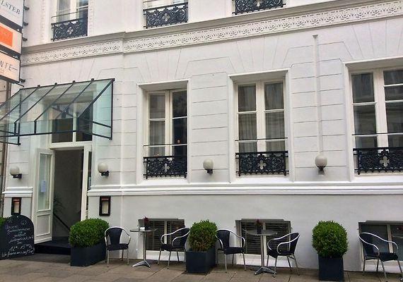AUSSEN ALSTER HOTEL, HAMBURG **** - aussen alster hotel