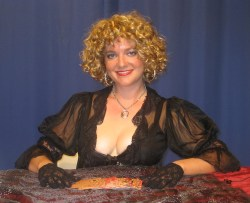 """You are reading """"Tarot-Scope,"""" a blog by the one and only Arcie Cola!"""