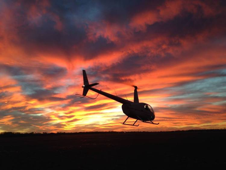 Photo: Courtesy, Austin Helicopter Tours on Facebook.