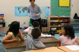 http://calicospanish.com/stay-on-target-language-for-classroom-management/