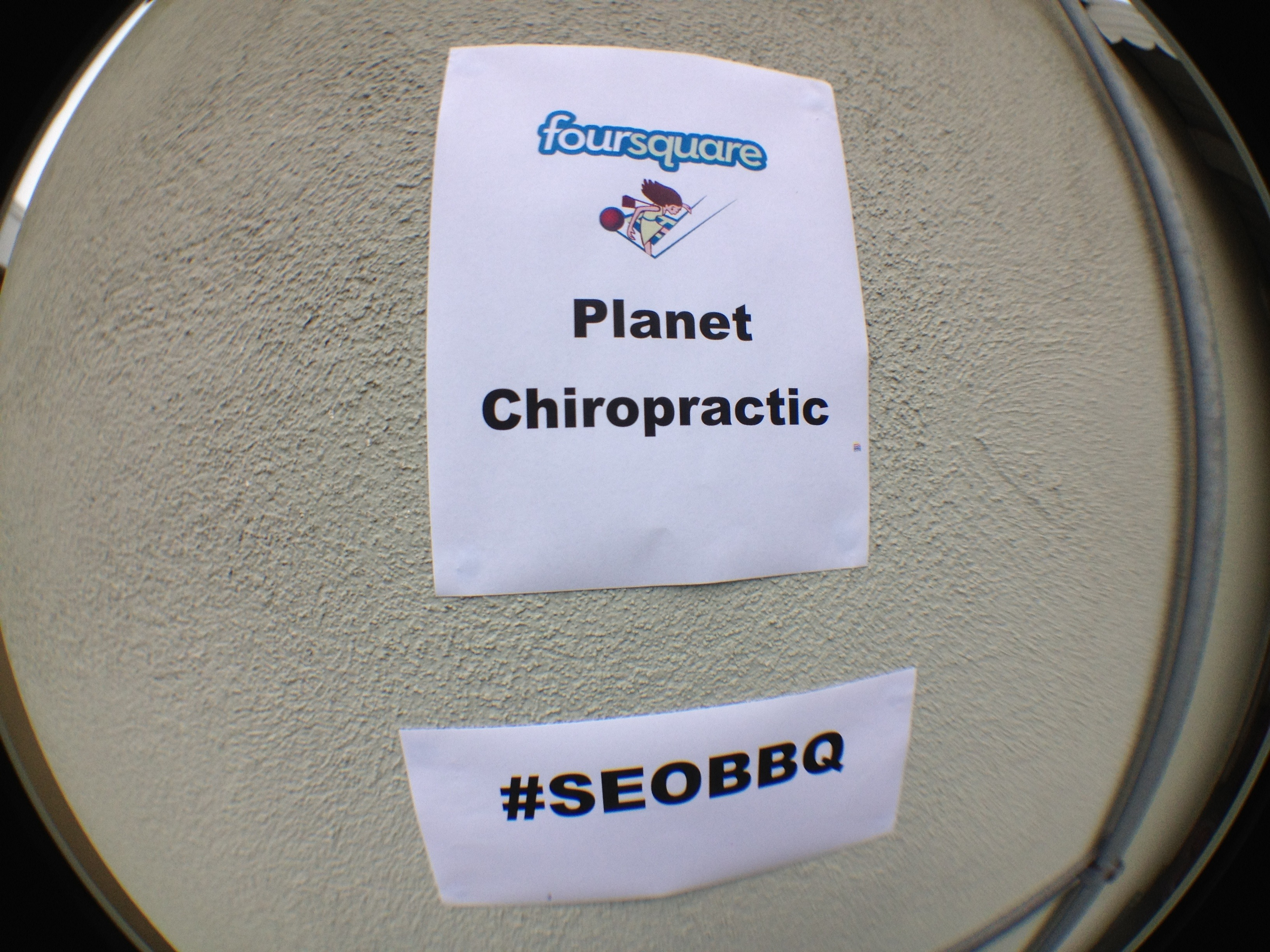Planet Chiropractic foursquare