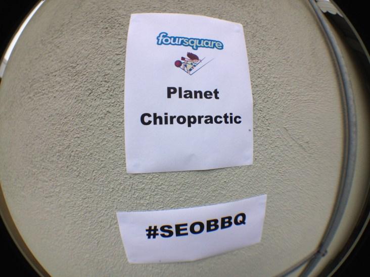Planet Chiropractic foursquare