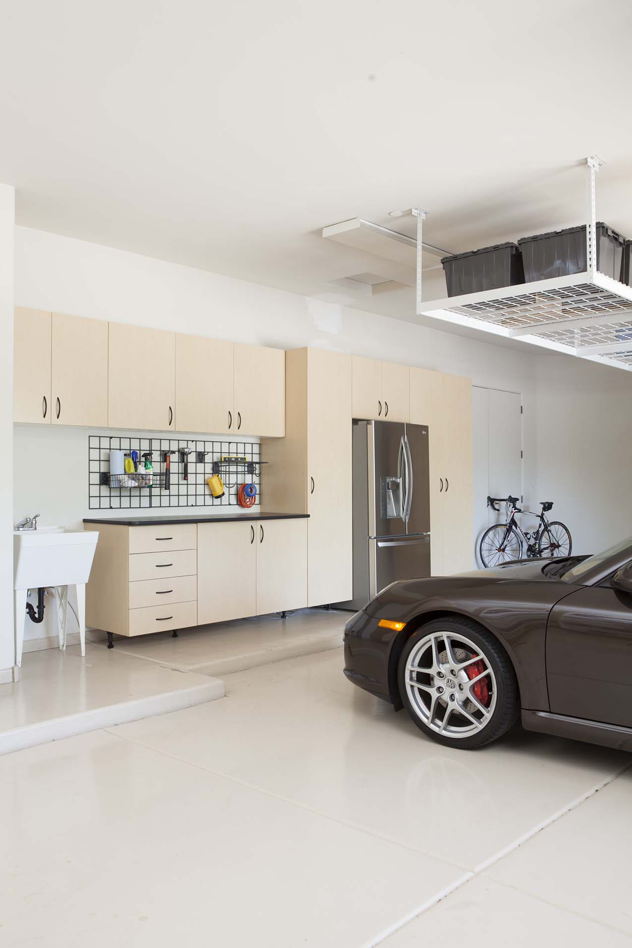 Garage Racks Austin Tx Custom Garage Cabinets Designs Austin Closet Solutions